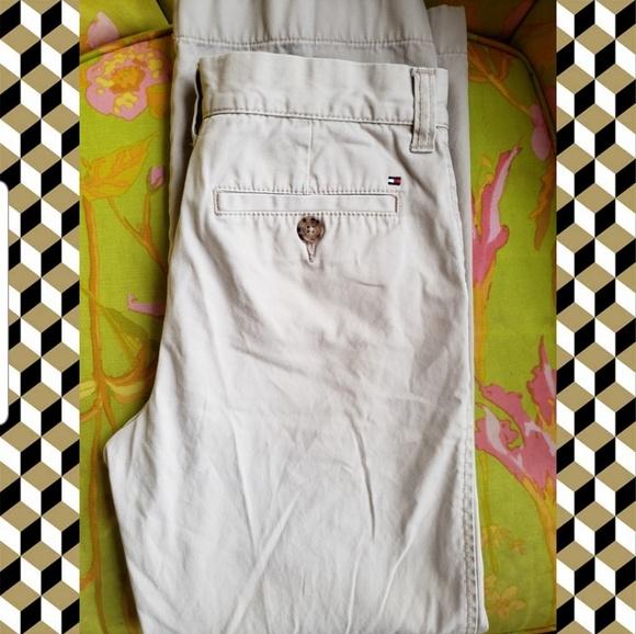 Tommy Hilfiger Other - Tommy Hilfiger khaki pants. Boys size 16.